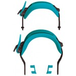 Switchback Snowboardbindung, Strap Set, bluealge