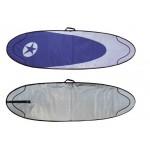 Boardbag Rocket blau-grau/silber