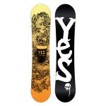 Yes Snowboard Tadashi Fuse mini,  2014-127cm