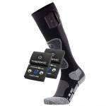 thermic beheizbare socke
